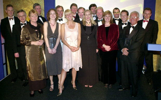 RTS East Anglia Awards 2001  Royal Television Society