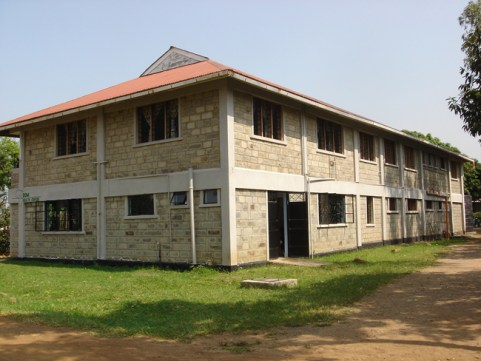 Klinik nach dem Ausbau 2011