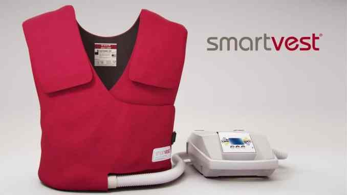 electromed smartvest bronchiectasis