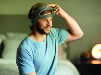 SmartSleep Deep Sleep Headband explores sleep in space