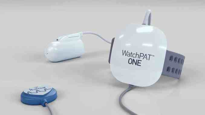 itamar watchpat one disposable home sleep apnea test