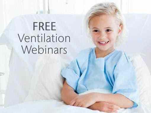 breas ventilator webinars