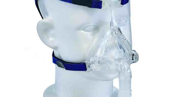 ag industries nonny full face cpap mask