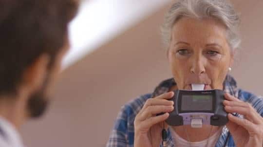 ndd spirometer