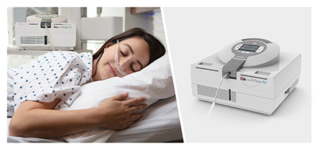 masimo softflow high flow therapy