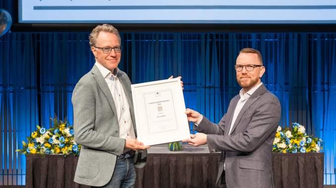 nox medical model firm award