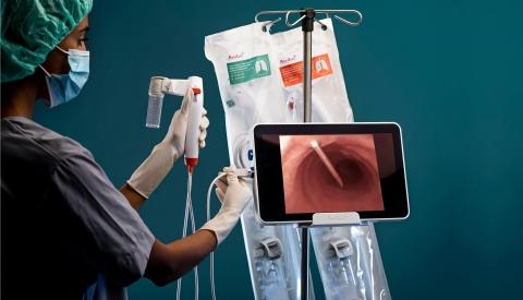 ambu single use bronchoscopes