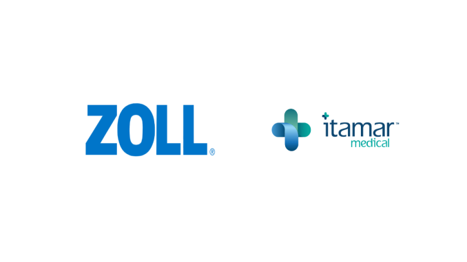 zoll to acquire itamar