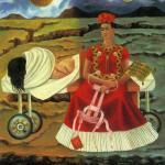 Kunstlezing over Frida Kahlo in de Koppelkerk