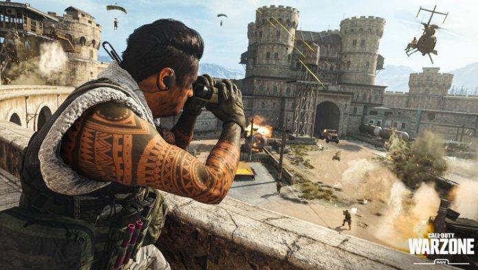 Call of Duty estrena Warzone, el nuevo battle royale | Radiónica