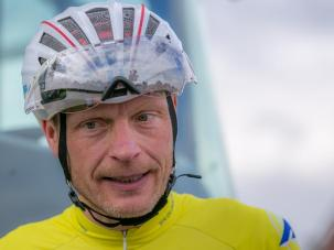 Horstink na een slopende Ronde van Hardenberg