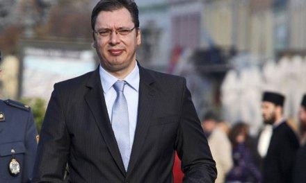 Predizborna konvencija u K. Mitrovici SNS