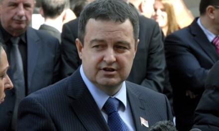 Dačić: odnosi Beograda i Prištine daleko od normalizacije, ali da se u njima ipak napredovalo.