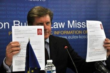 U toku istraga 374 slučaja organizovanog kriminala na Kosovu