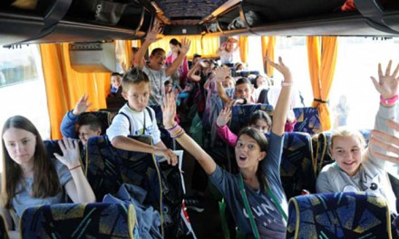 Сутра се завршава седмодневни боравак деце са Косова и Метохије у Републици Српској