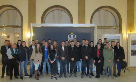 Студенти са КиМ у Београду