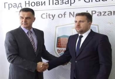 Unapređenje saradnje Novog Pazara i bratskog Sarajeva