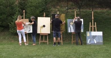 """""""Sopoćanska viđenja"""" okupljaju umjetnike"""