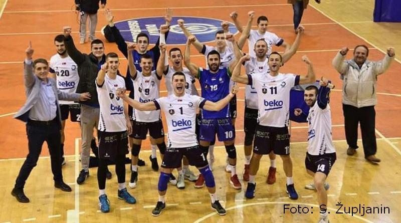 Novi Pazar trijumfalno otvorio polufinale