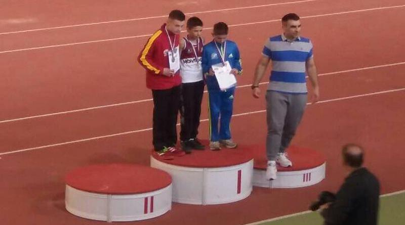 DRŽAVNO PRVENSTVO U ATLETICI: Vahid Gicić prvak Srbije