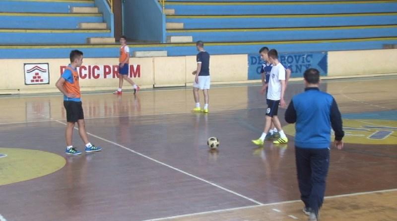 Gimnazijalci osvojili gradsku ligu u malom fudbalu