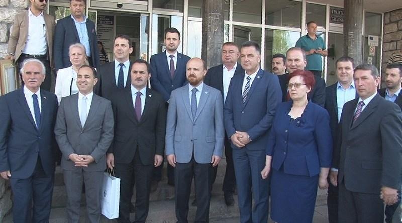 Erdogan u Novom Pazaru: Streličarstvo most koji spaja Novi Pazar i Tursku