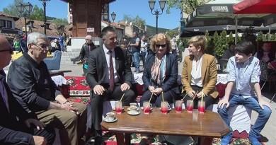 Gradonačelnik popio kafu sa građanima Novog Pazara