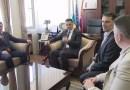Ministar kulture i sporta Kantona Sarajevo u Novom Pazaru