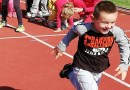 Javni čas atletike za oko 250 predškolaca