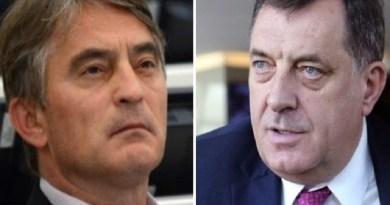 Komšić: Zastava BiH neće biti sklonjena iz Predsedništva