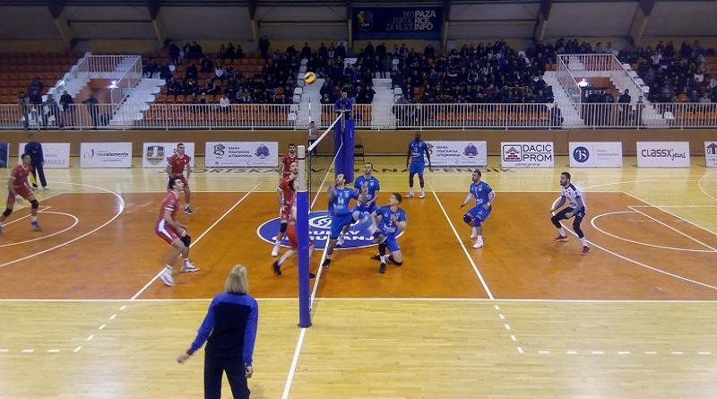Novi Pazar – Vojvodina 0:3