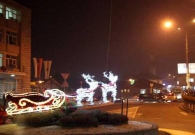 Novi Pazar adekvatno ukrašen za dolazeće novogodišnje praznike