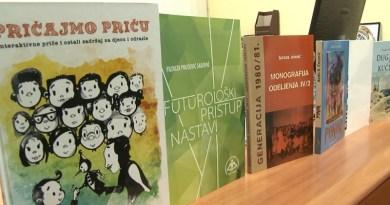 Biblioteka predstavila izdavačku delatnost