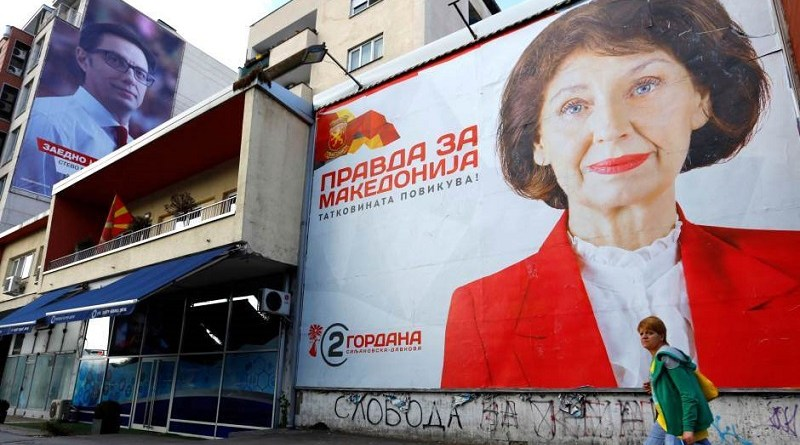 Severna Makedonija bira novog predsednika, do 17h glasalo 35,13 odsto građana