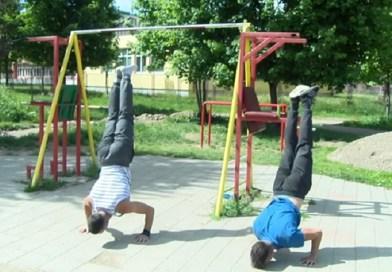 Ulična gimnastika osvaja i Novi Pazar