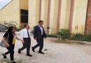 Bilgič i Biševac obišli sportske terene čiju izgradnju finansira Turska
