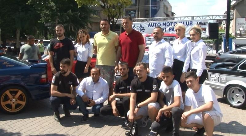 Osam godina Auto-moto kluba Novi Pazar