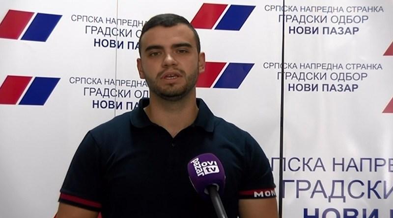 Jolović: Cilj nam je da Novi Pazar menjamo na bolje