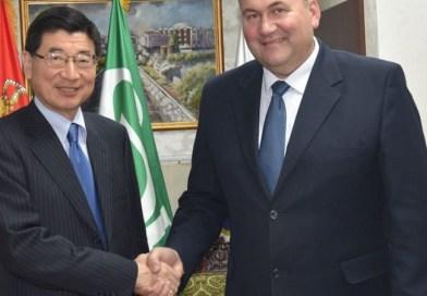 Ambasador Japana sa rukovodstvom SDP-a o značajnim političkim i ekonomskim temama