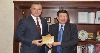 Ambasador Japana u prvoj zvaničnoj posjeti Novom Pazaru