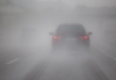 Magla usporava saobraćaj i smanjuje vidljivost