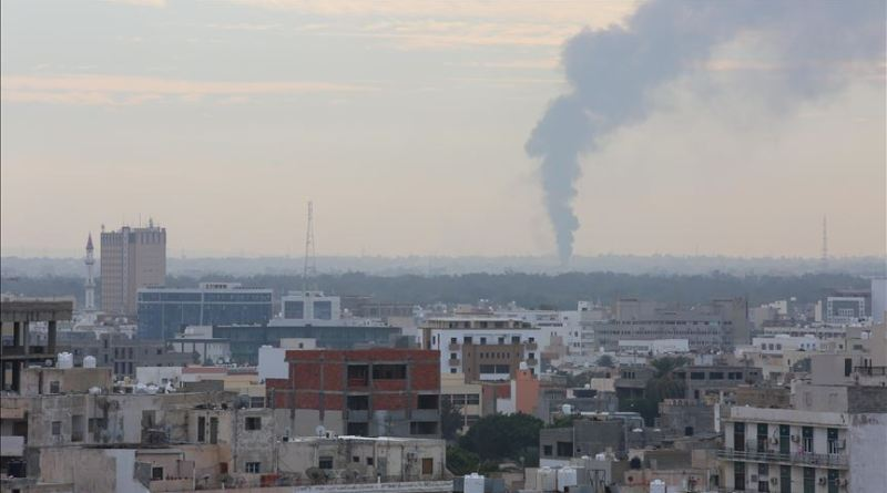 Snažne eksplozije odjekuju Tripolijem dok u Berlinu traje konferencija o Libiji