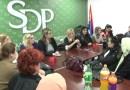 Paunović: Glas žene u SDP-u se jasno čuje