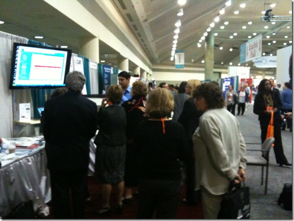 American Association of Blood Banks (AABB) Annual Meeting, a Success! (5/6)