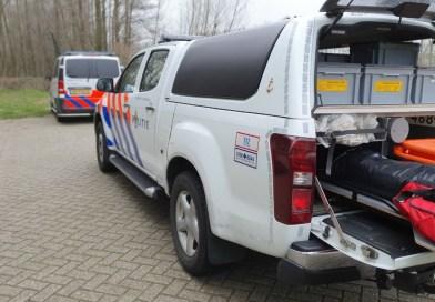 Politie treft lichaam aan in Boven Slinge