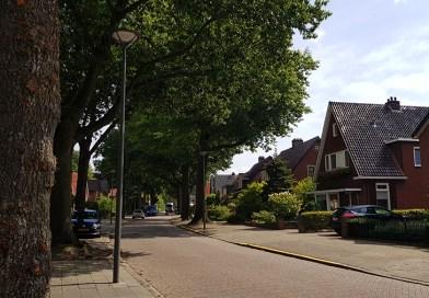 Proef dynamische straatverlichting in Winterswijk