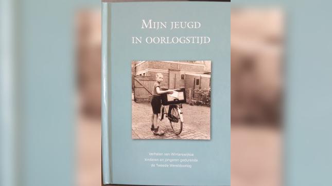 Boek Mijn jeugd in oorlogstijd voor groepen 7 en 8 van de basisscholen Winterswijk