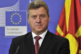Ivanov nuk e dekreton Ligjin për përdorimin e gjuhëve
