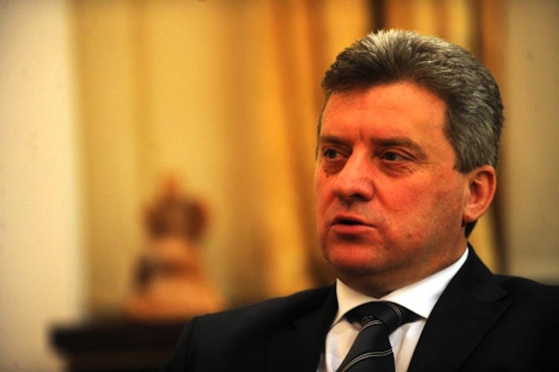 Presidenti i Maqedonisë refuzon ta nënshkruaj marëveshjen për emrin
