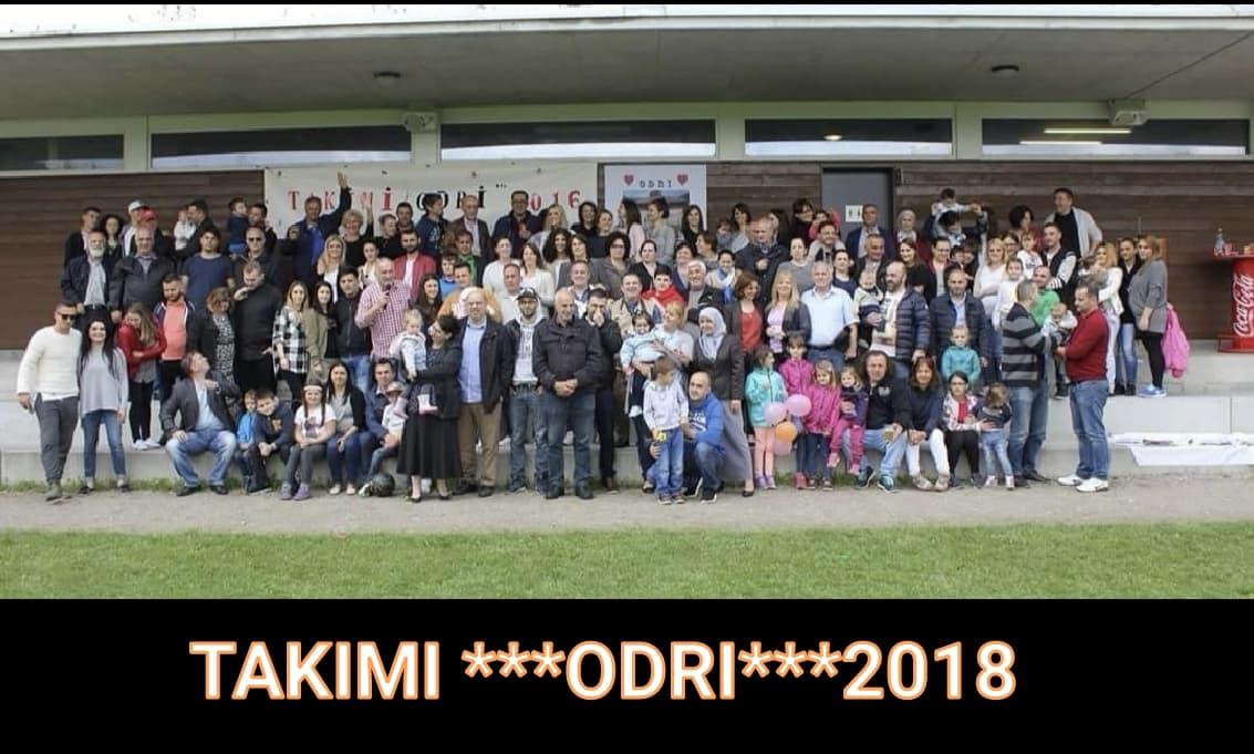 Takimi Odri 2018-do të mbahen të diellën me datë 17 Qershor 2018 në Luzern